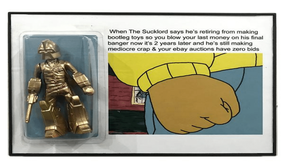 The Sucklord is a jerk and just wants to toy with your emotions *heart eyes*