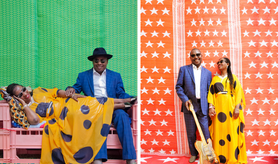 Things to do in November:Catch Amadou and Mariam in Singapore for the first time!