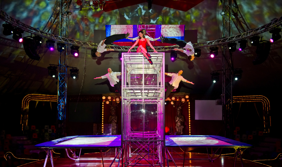What's on in October: The Great Moscow Circus