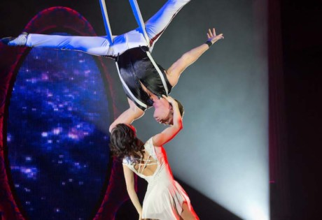 AerialImage Great moscow circus