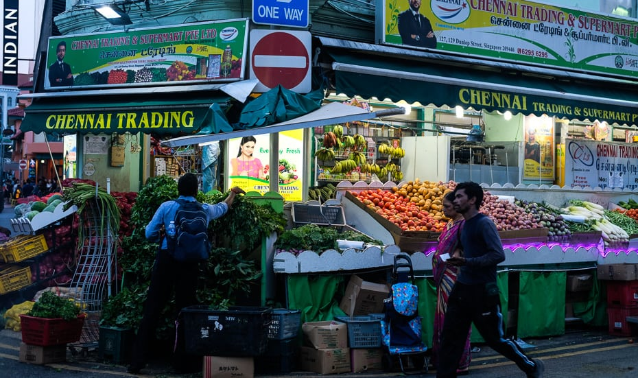 Asia Photo Collective street photography Singapore Series Little India