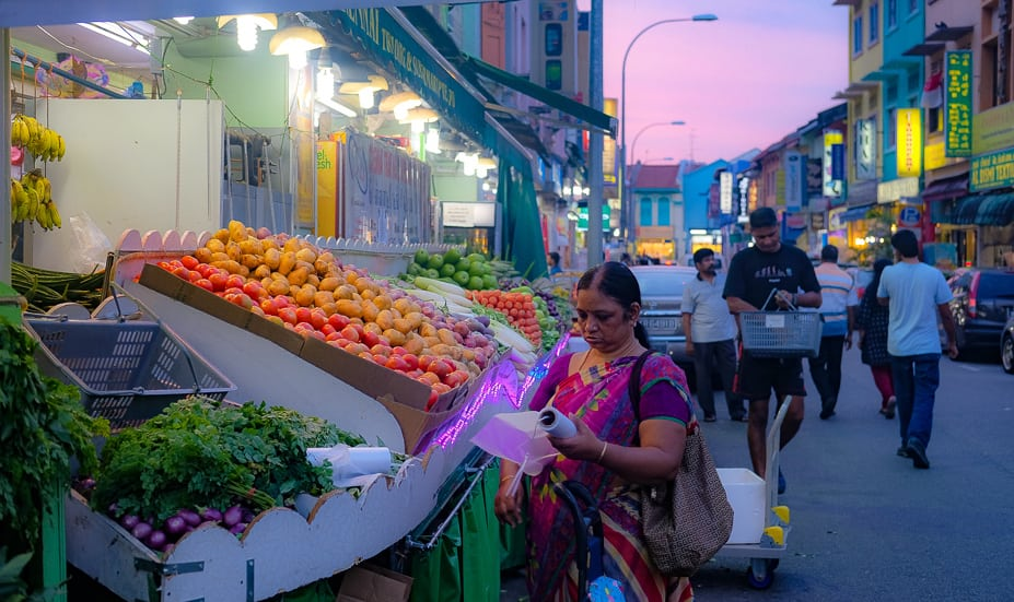 Singapore street photography: Heat and the heartbeat of Little India captured by Asia Photo Collective