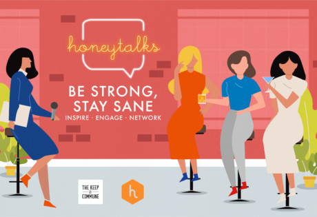 HoneyTalks panel discussion and networking night: how to be strong and stay sane
