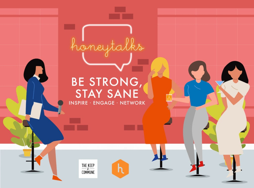 HoneyTalks mini mentoring and networking night: be strong, stay sane