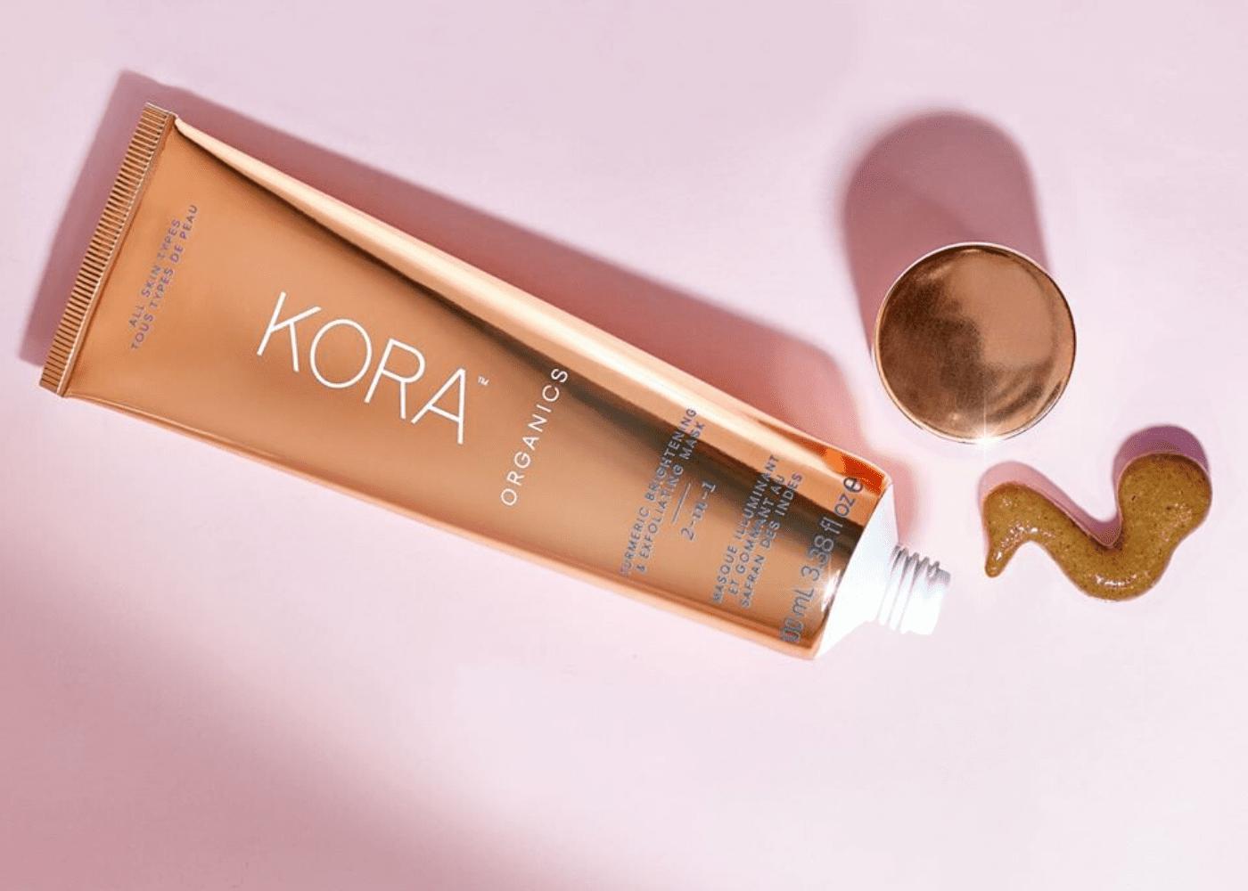 Kora Organics by Miranda Kerr Turmeric Brightening & Exfoliating Mask