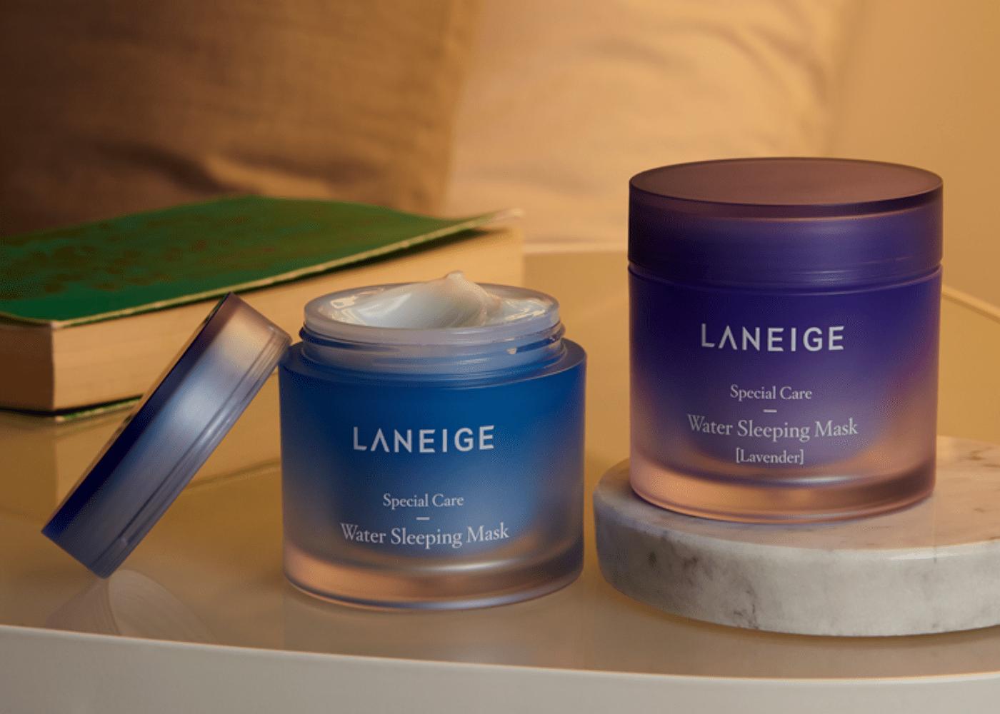 Laniege Water Sleeping Mask Lavender
