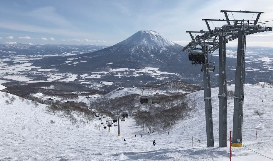 Ski Holidays from Singapore
