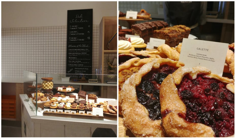 Plain Vanilla Bakery | Breakfast Singapore CBD