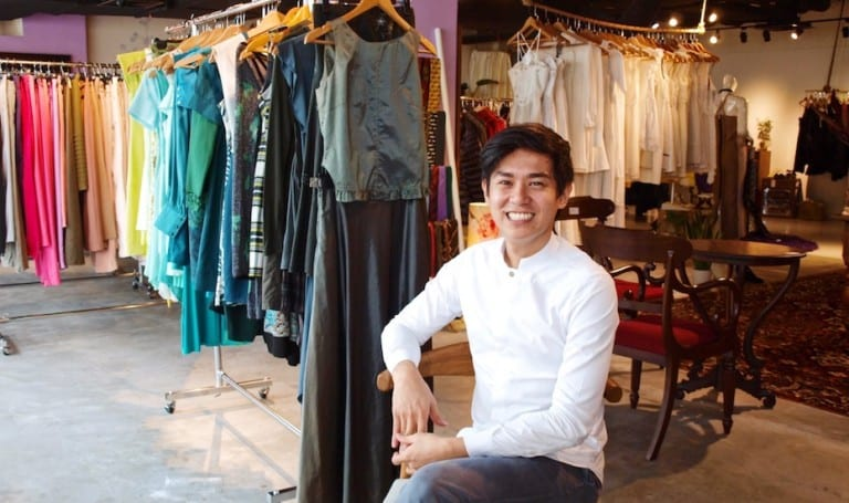 """""""You can be a fashionista and care for the planet"""": Raye Padit of The Fashion Pulpit on swapping and style"""