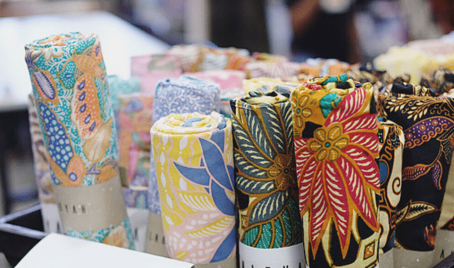 Things to do in October: shop all things batik