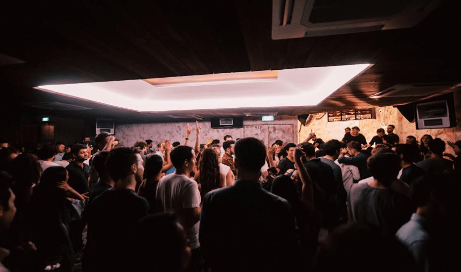 Parties in November: Kilo Lounge