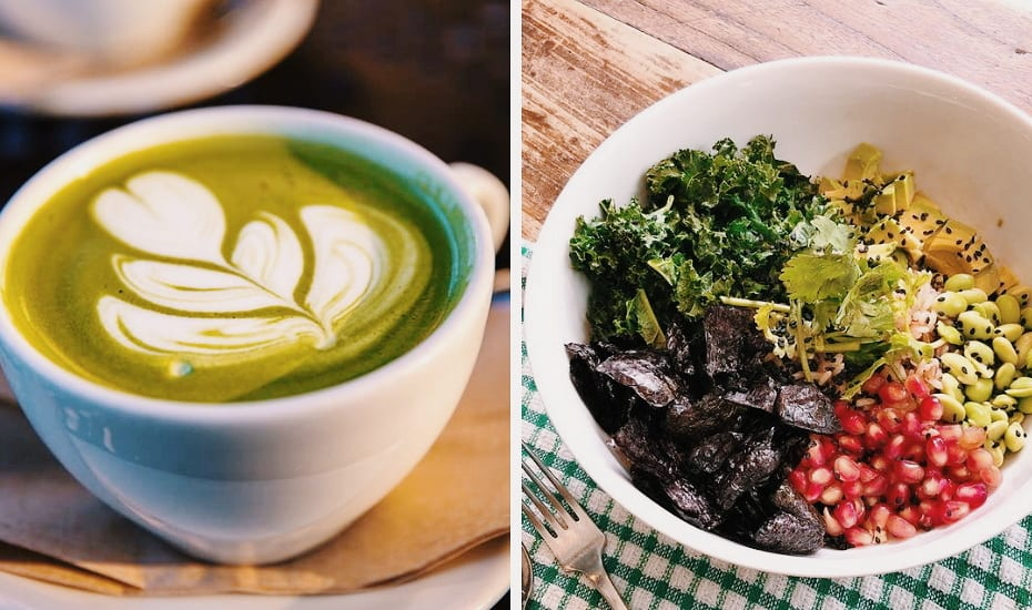 Go for vegan vibes at these plant-based cafes and restaurants