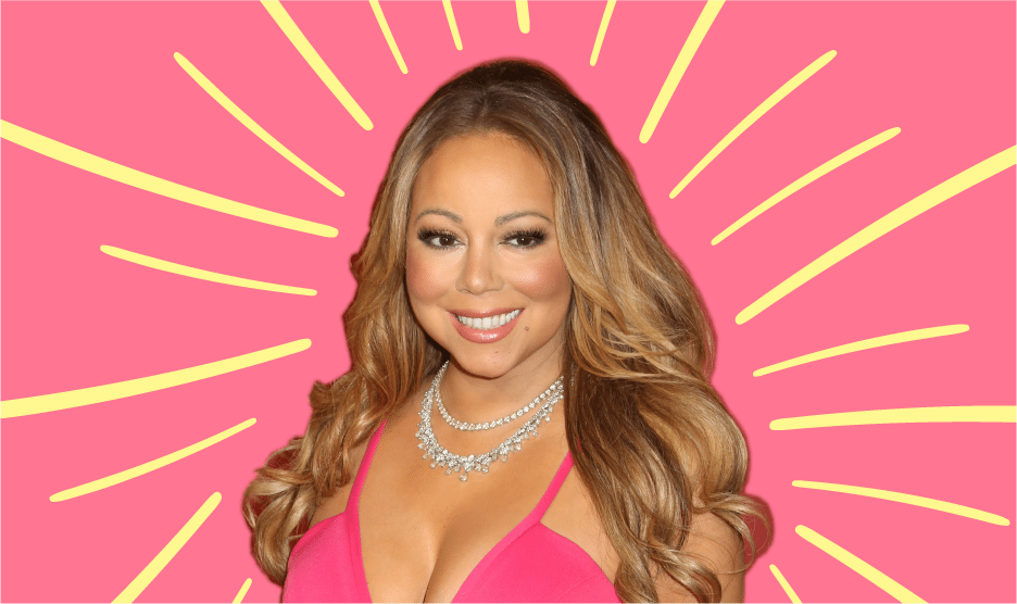 Mariah Carey is live in concert in Singapore in November 2018