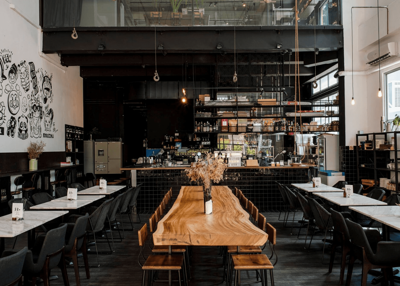 The Refinery | Jalan Besar | Cool cafes in Singapore