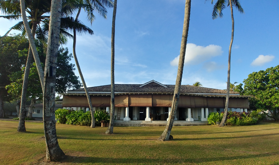 Sri Lanka villas | villas in Sri Lanka | Holiday Sri Lanka | Singapore to Sri Lanka | Why House boutique hotel | Tanamera Estate private villa