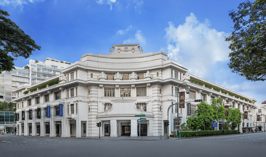 The Capitol Kempinski Hotel Singapore has launched in Singapore after three long years in an heritage building