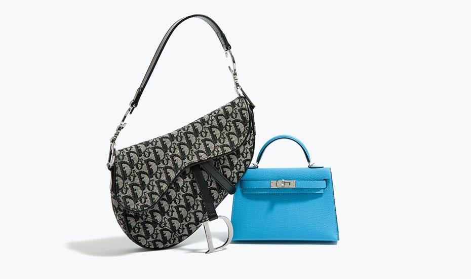 Shop for preloved designer handbags from Vestiaire Collective