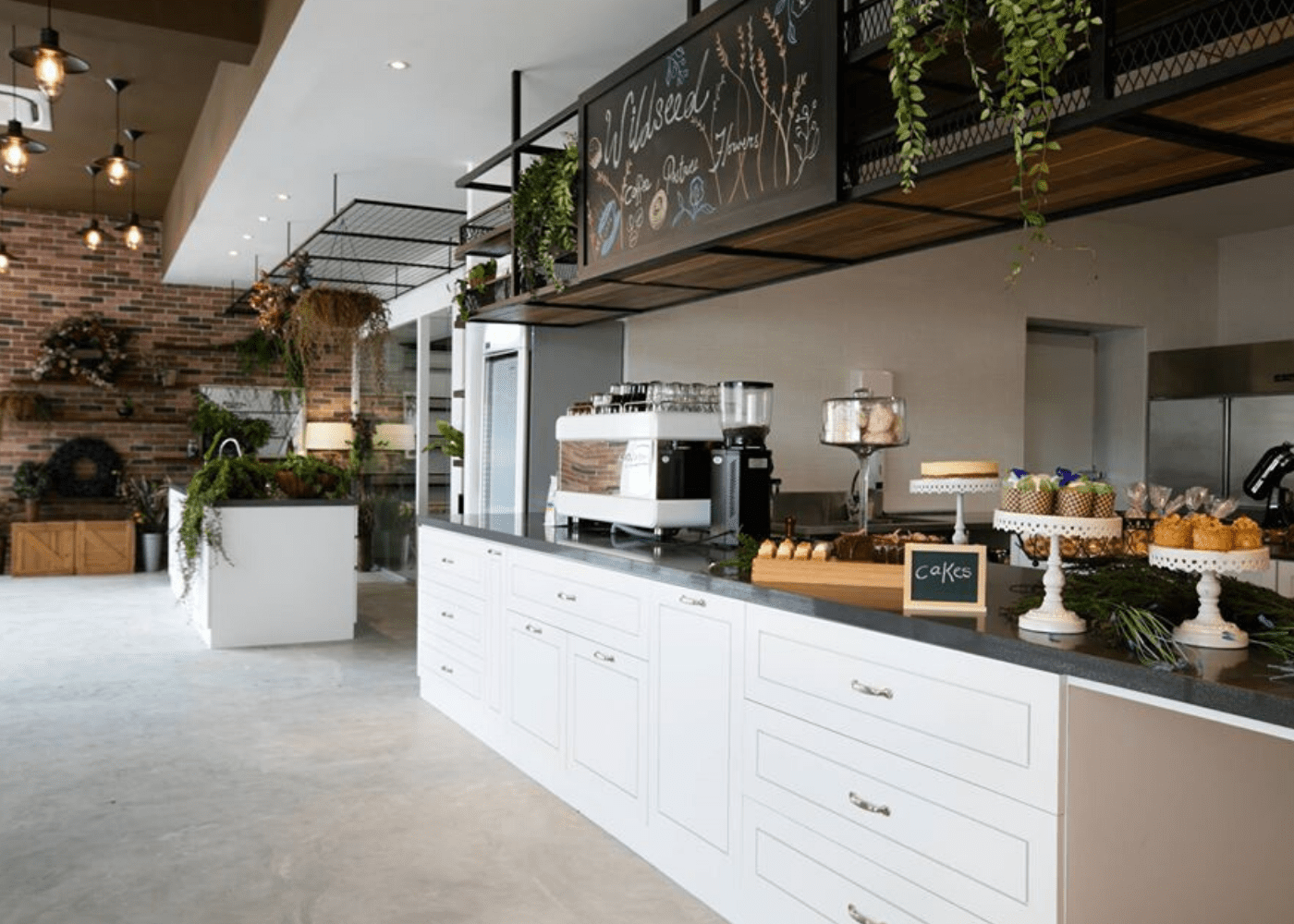 Wildseed Cafe & Bar | Cool cafes in Singapore