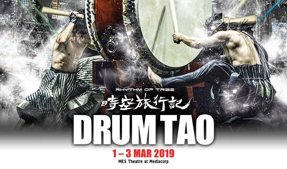 Drum Tao – Rhythm of Tribe