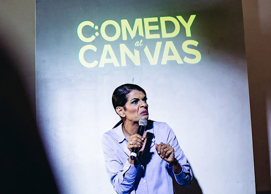 Comedy At Canvas with Kumar: December 2018 Edition