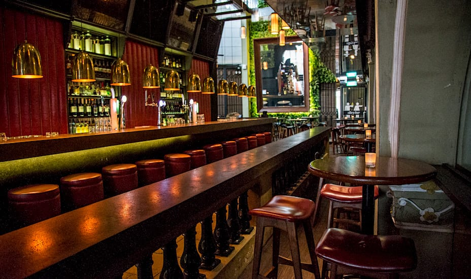 The next Honeycombers Girls Night out is at Alley Bar on Emerald Hill