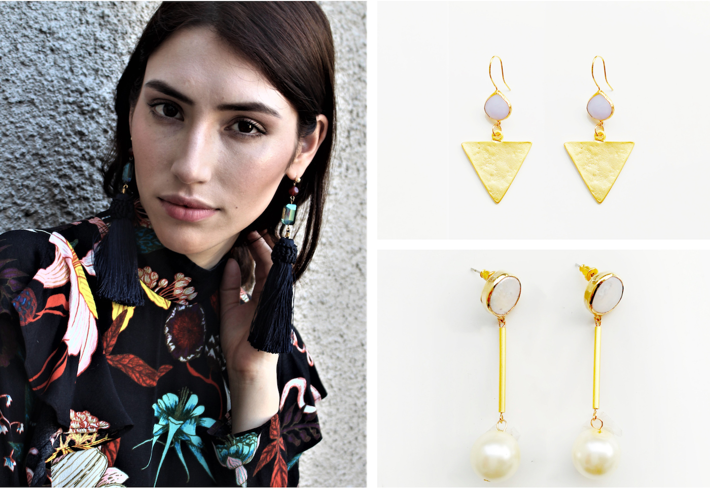 Boheme Style Nomads is a jewellery label that employs single mothers