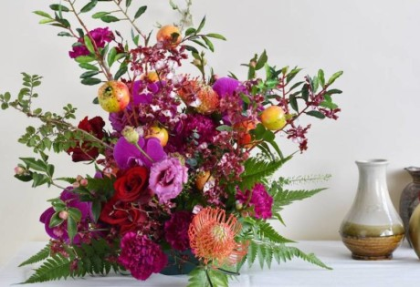 Florists in Singapore | Charlotte Puxley