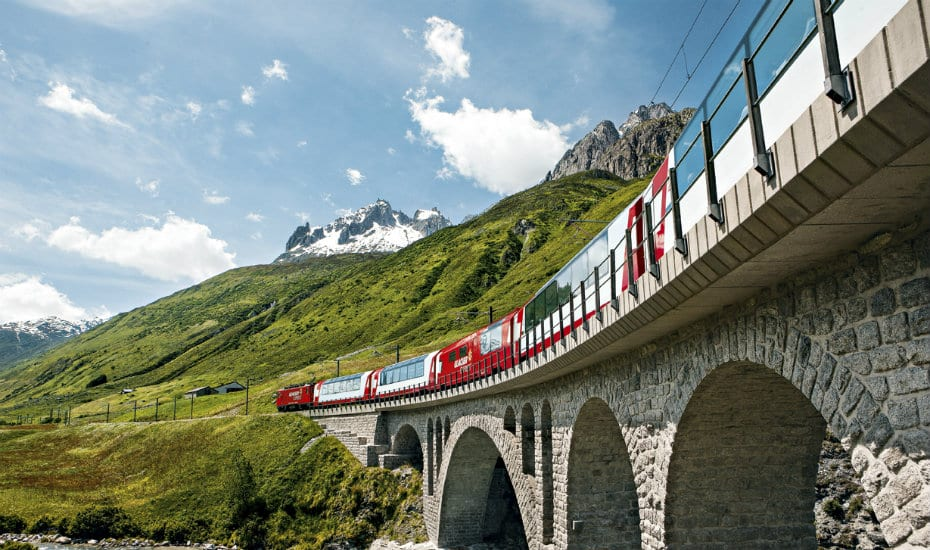 Glacier Express | Switzerland Tourism