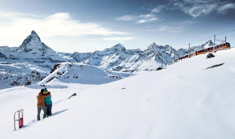 Gornergrat Danuser | Switzerland Tourism