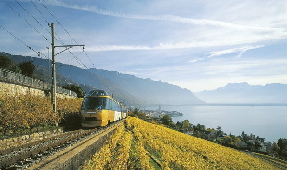 Golden Pass Line | Switzerland Tourism