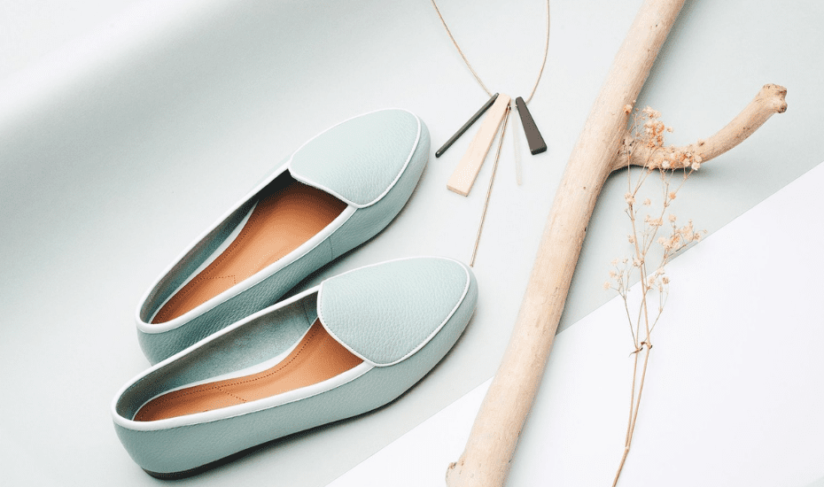 Bespoke shoemaker Josh Leong and Jeremiah from The J.Myers Company are creating flats that are comfortable enough to walk for miles