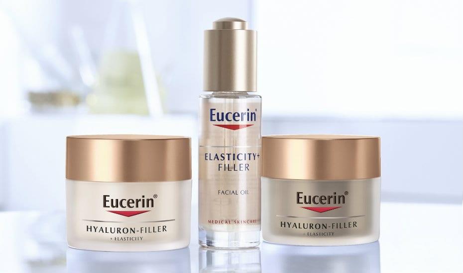 Hyaluron-Filler + Elasticity | Eucerin