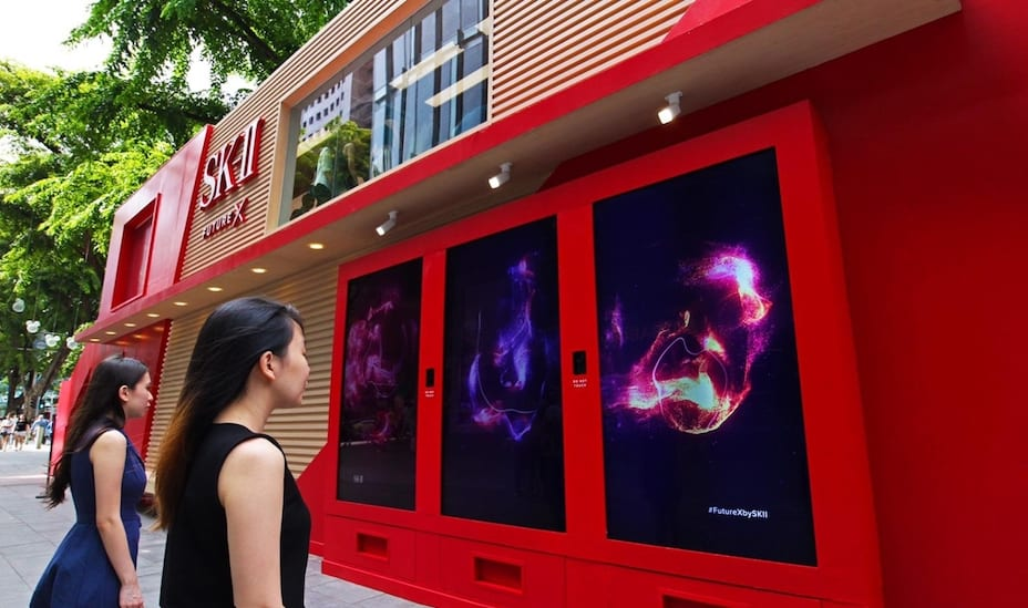 SK-II's Future X Smart Store arrives in Singapore: Consider our minds blown
