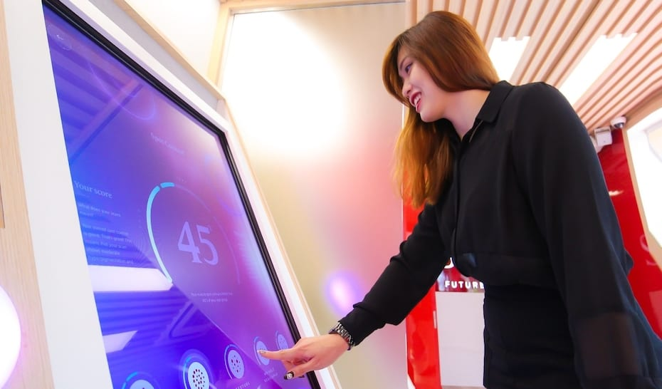 SK-II's Future X Smart Store is a tech-driven beauty retail experience.
