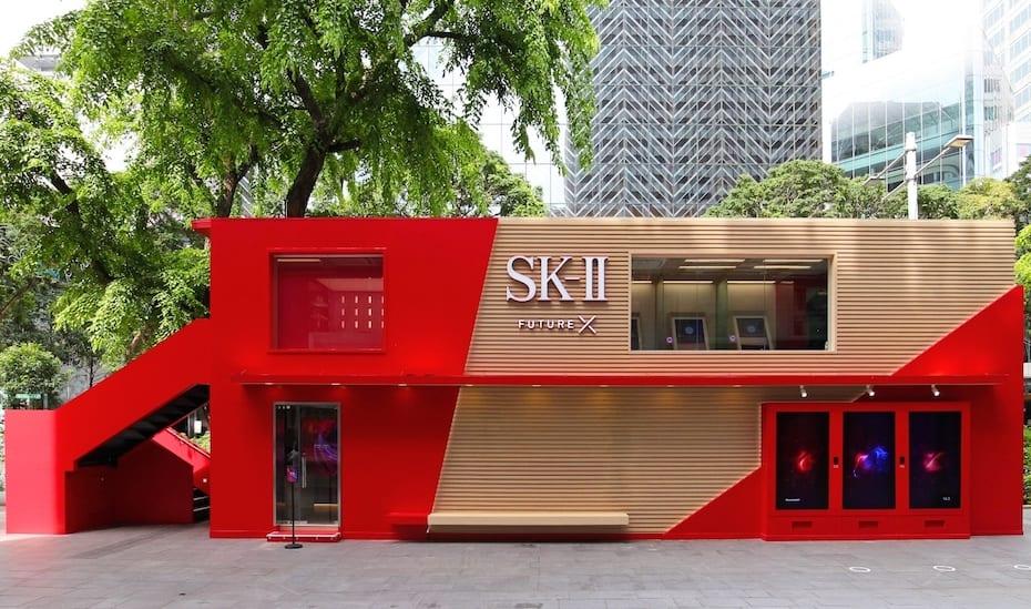 Singapore's SK-II Future X Smart Store