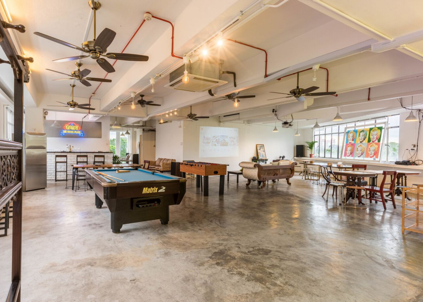 The Usual Place aka LDF | Cool party venues in Singapore