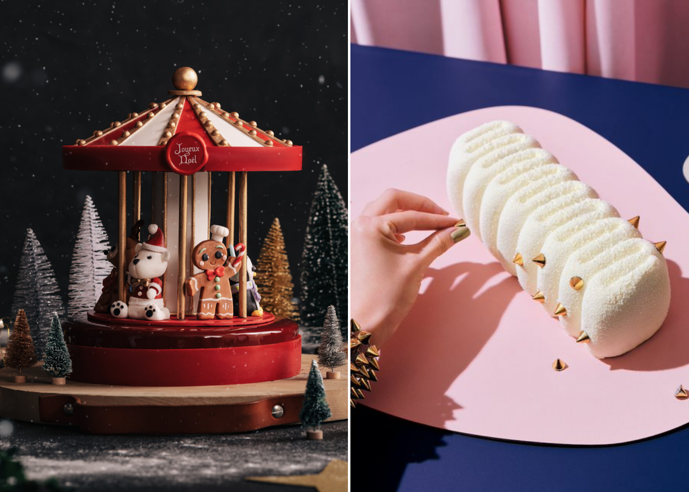 The best Christmas cakes in town: Where to get that festive sugar rush