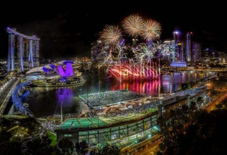 Marina Bay Festive Events   Honeycombers Singapore
