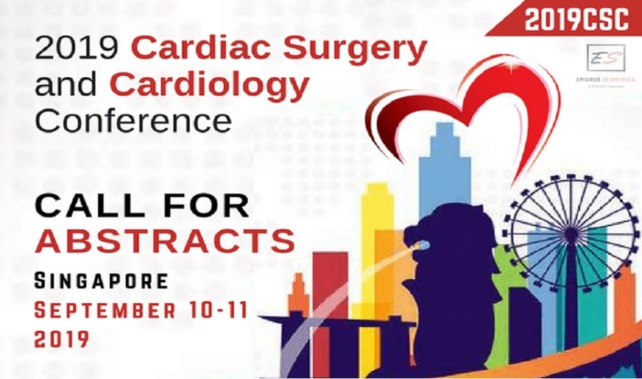 2019 Cardiac Surgery and Cardiology Conference