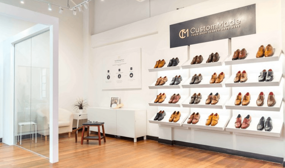 Custom Made on Telok Ayer Street is personalising the shoe shopping experience for men