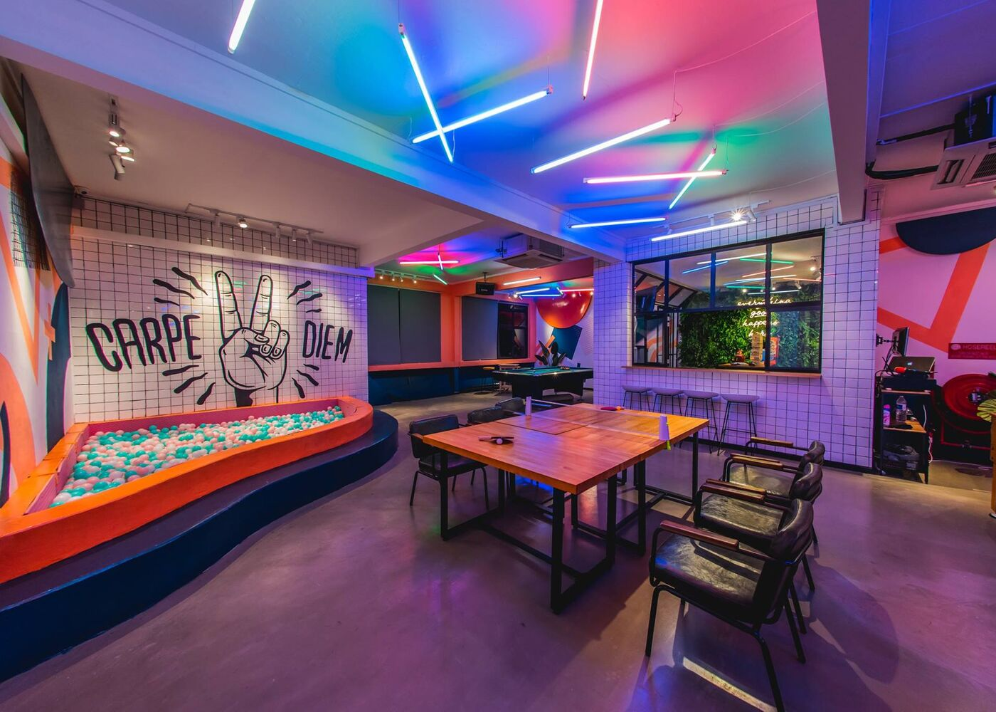 Here.SG | Cool party venues in Singapore