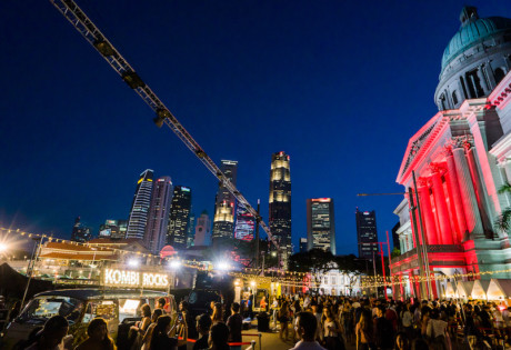 Light to Night Festival 2019 Honeycombers Singapore