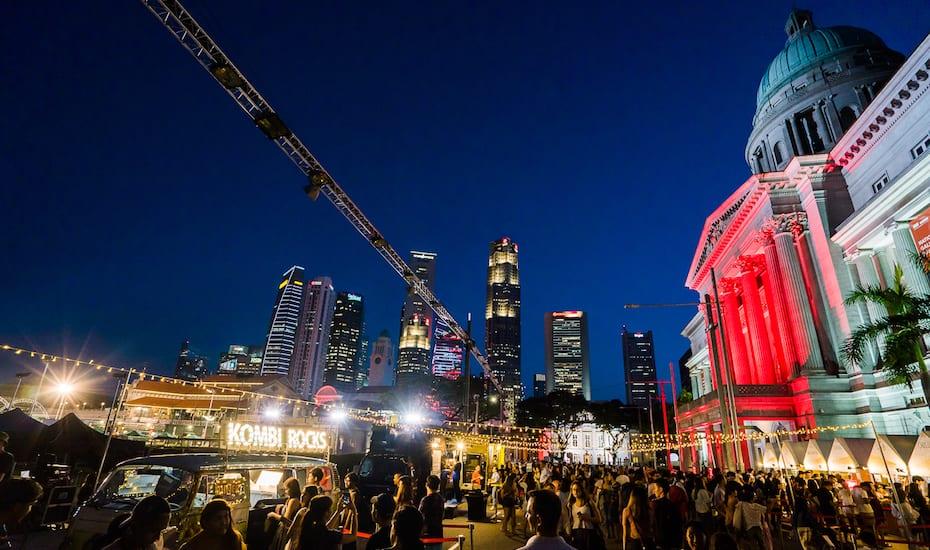 Light to Night Festival 2019 Honeycombers Singapore