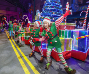 A Universal Christmas: Relive your childhood fantasies