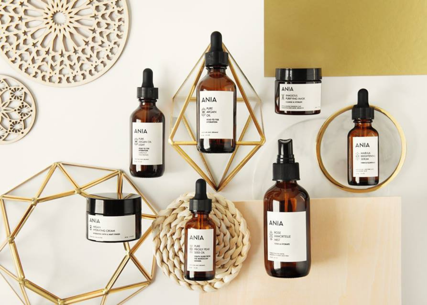 Local beauty brands that are making the mark | Ania Skincare