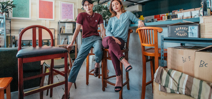Bossini: how to wear fall and winter fashion trends in Singapore
