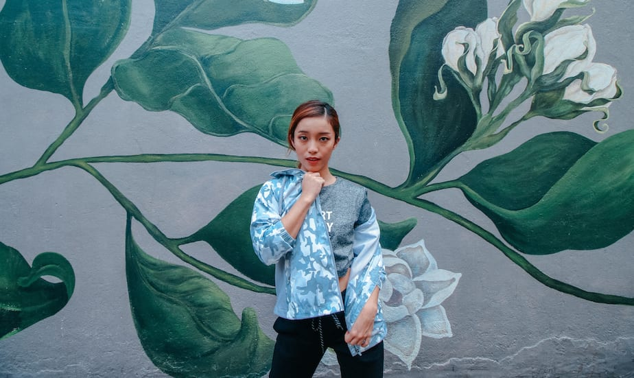 Bossini: how to wear fall and winter fashion in Singapore