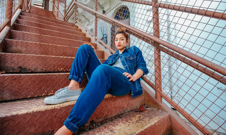 Bossini women's denim: how to wear fall and winter fashion in Singapore