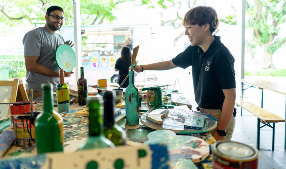 Loop Singapore 2018 is all about the sustainable life and proudly features local crafts and wellness experiences.