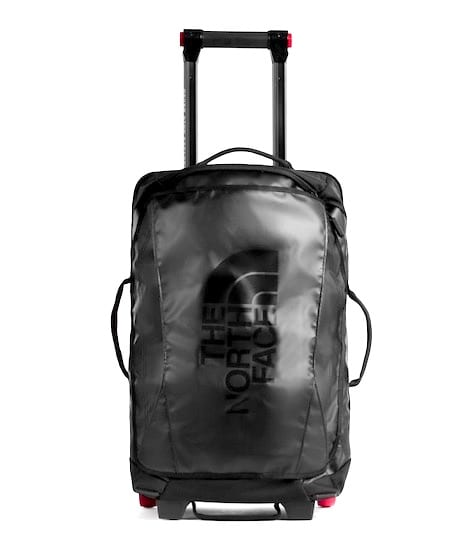 Lightweight and strong: The North Face Rolling Thunder is perfect cabin-size luggage.